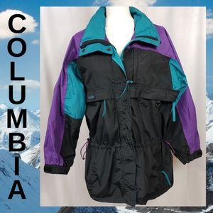 Columbia Gizzmo Vintage 4 in 1 Jacket Ladies L